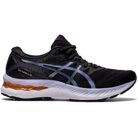 asics Gel-Nimbus 23 Scarpe Donna, black/carrier grey